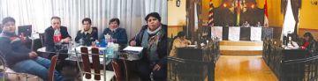 Concejales dividen aguas y se acusan de vulnerar sus normas