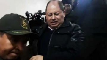 Caso Uelicn: Envían a la cárcel al exministro y hombre fuerte del gobierno de Evo