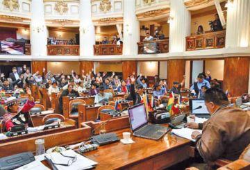 Diputados sanciona el proyecto de Ley de extensión de mandato