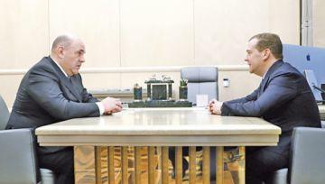 Rusia: Mishustin inicia el proceso de transición