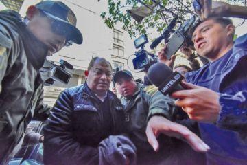 Exministro y hombre fuerte del Gobierno de Evo va a la cárcel