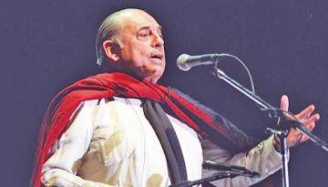 Se va Juan Carlos Saravia, líder de Los Chalchaleros