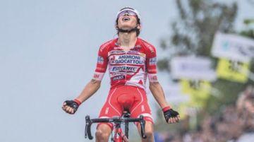 "Rivera gana la ""etapa reina"" de la Vuelta al Táchira"