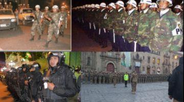 Evo ordenó en 2012 patrullajes conjuntos de la Policía y FF.AA., el MAS ahora cuestiona