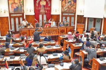 Bancada del MAS en Diputados piden a Áñez retirar a militares
