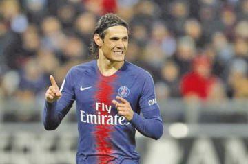Atlético de Madrid hace una nueva oferta por Cavani