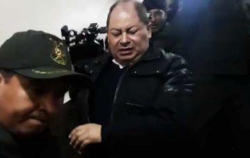 Romero en la cárcel está en un área de contención, protegido de agresiones