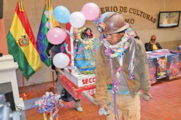 Ayer lanzaron el Carnaval Minero