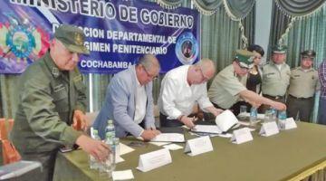 Construirán un complejo penintenciario en Cochabamba