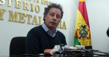 Ministro de Minería revela que Cesar Navarro era socio estratégico de la Empresa Minera Alcira