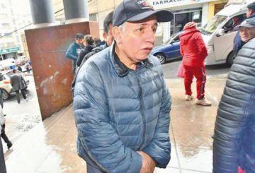 El exvicepresidente del TSE, Antonio Costas, deja la cárcel de San Pedro