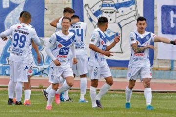 San José afronta su primer reto en la Copa Libertadores