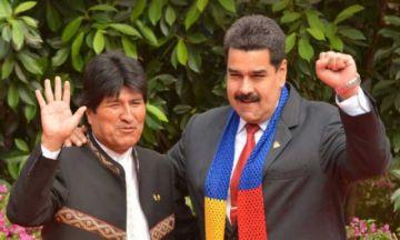 """Maduro: """"este sueño volverá hecho millones junto a nuestro Jefe Indio del Sur"""""""
