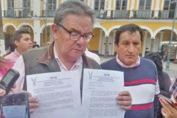 MNR apoyará a Quiroga y se aleja de Camacho