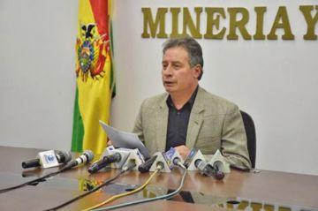 Revelan que Navarro era socio de la minera Alcira