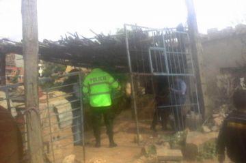 Policía reporta presunto feminicidio en Sucre