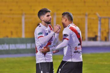 Nacional Potosí derribó al campeón