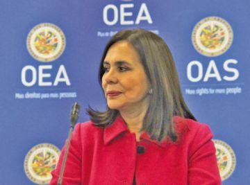 El Gobierno boliviano apoya la reelección de Luis Almagro en la OEA