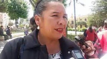 Cledy Ruiz acude a instancias judiciales