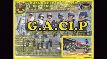 La Policía convoca a ser parte del Gacip