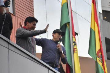 UCS se suma a la alianza que postula a Camacho - Pumari