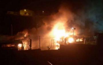 Envían a la cárcel a dos implicados en la quema de la casa del rector de la UMSA