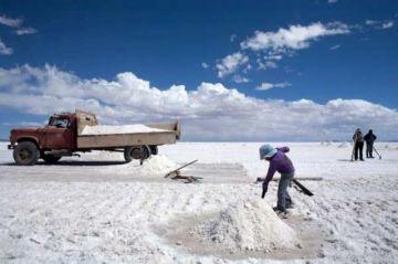 Alemania pedirá retomar contrato para explotar el litio del Salar de Uyuni