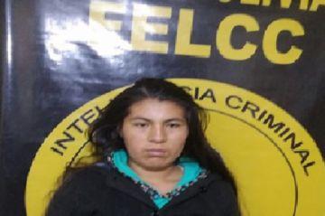 Mujer niega haber matado a sus  hijos y culpa a un chofer de taxi