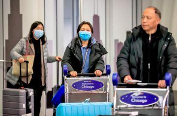 China se esfuerza en contención y el coronavirus alcanza a Europa
