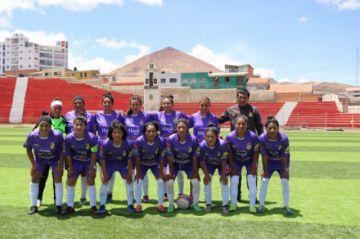 El equipo lila va por el título en el campeonato femenino de la AFP