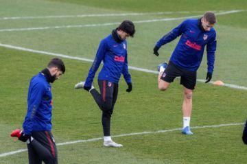 """Atlético de Madrid busca un triunfo ante Leganés en el """"Metropolitano"""""""