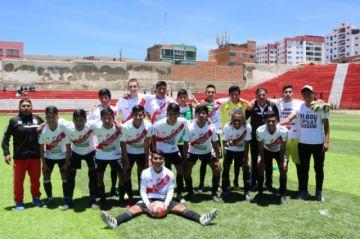 Nacional Potosí se impone al plantel lila en las Primeras de Ascenso de la AFP