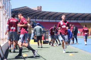 El equipo lila recupera a Gómez y Domínguez