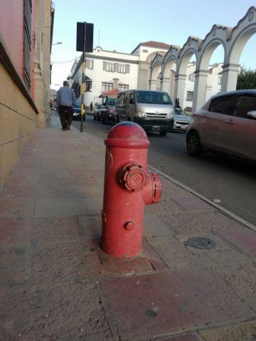 Solo tres hidrantes funcionan de los 48 que hay en Potosí