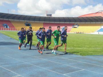 Real Potosí inicia entrenamientos con miras a enfrentar al tigre