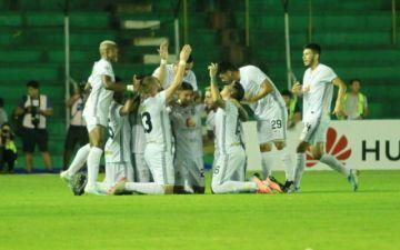 """Santa Cruz vence a The Strongest en el """"Ramón Aguilera Costas"""""""