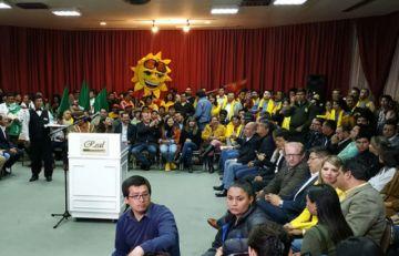 """Quiroga: la alianza de políticos con los Demócratas es """"transfugio sucio"""""""