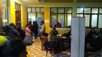 Hay casi 9.200 nuevos inscritos en el Departamento de Potosí