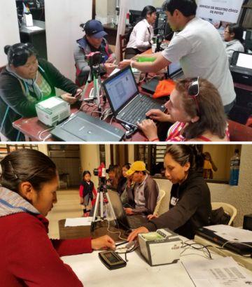 El Sereci reporta alrededor de 21 mil empadronados en Potosí