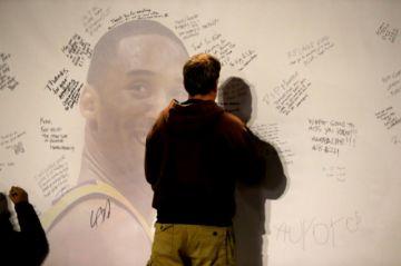 Muere la estrella de básquet Kobe Bryant