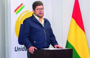 """Samuel pide defender la democracia frente a """"caudillesas y al continuismo"""""""