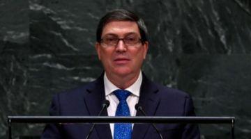 Cuba rechaza pretextos de Añéz para justificar ruptura