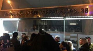 Barcelona: con reclamos, cierra el empadronamiento