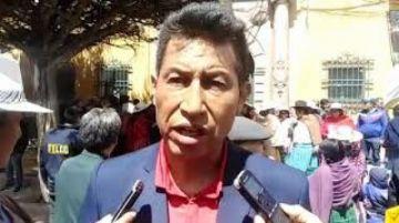 Senador anuncia acción constitucional contra Jeanine Añez