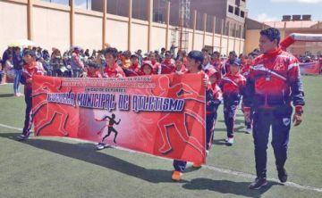 """Cerca de 700 deportistas compiten en el torneo """"Municipalito"""" de la Alcaldía"""