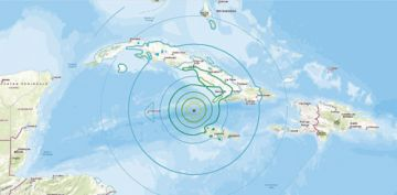 Intenso temblor en región del Caribe provoca alarma