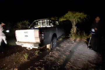 Siete bandidos chilenos  se llevan botín minero