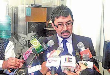 Fiscalía pidió a Interpol activar notificación azul y roja para Evo Morales