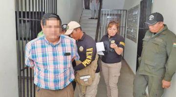 Arrestan al director jurídico de la Alcaldía de Quillacollo