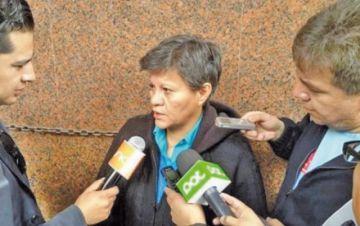 """Reaparece la """"tía de cariño"""" de la exnovia de Evo Morales"""